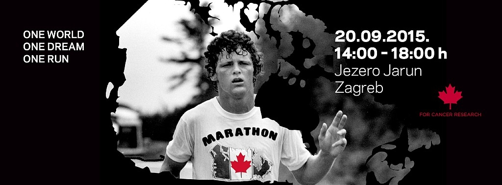 Announcing this year's Terry Fox Run