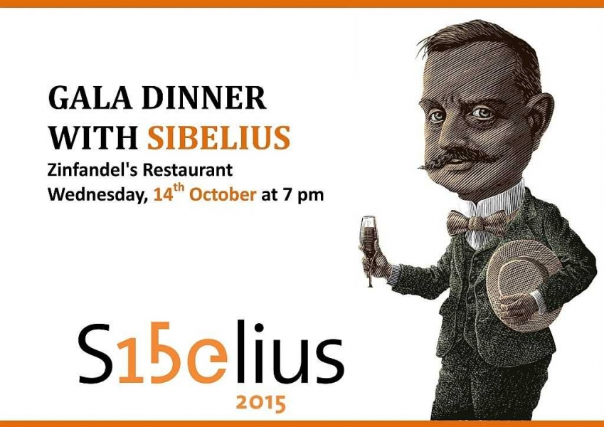 Gala dinner with Sibelius