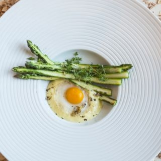 Days of Asparagus at Zinfandel's and Le Bistro