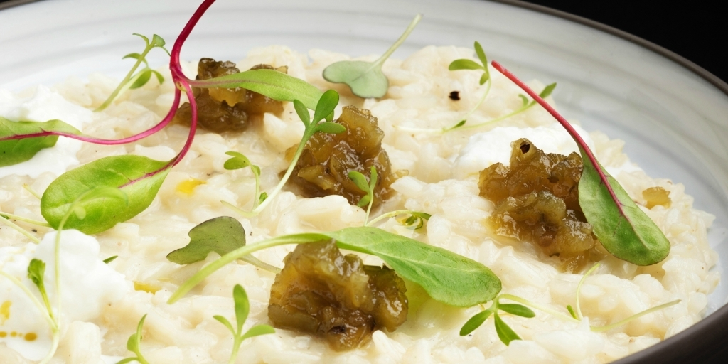 Risotto Days at Le Bistro