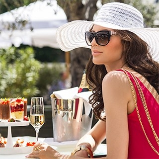 Unforgettable gourmet moments al fresco