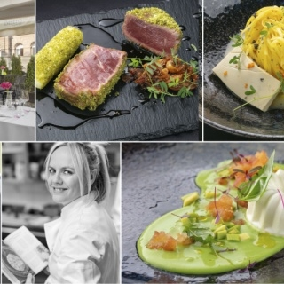 Spring Selection of Signature Dishes by Chef  Ana Grgić
