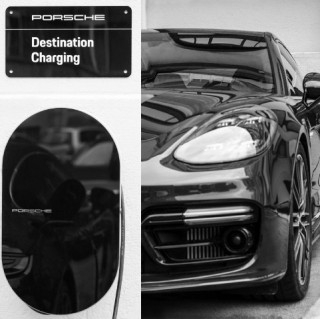 The First Porsche Destination Charger for Plug-in Hybrid Vehicles in Croatia