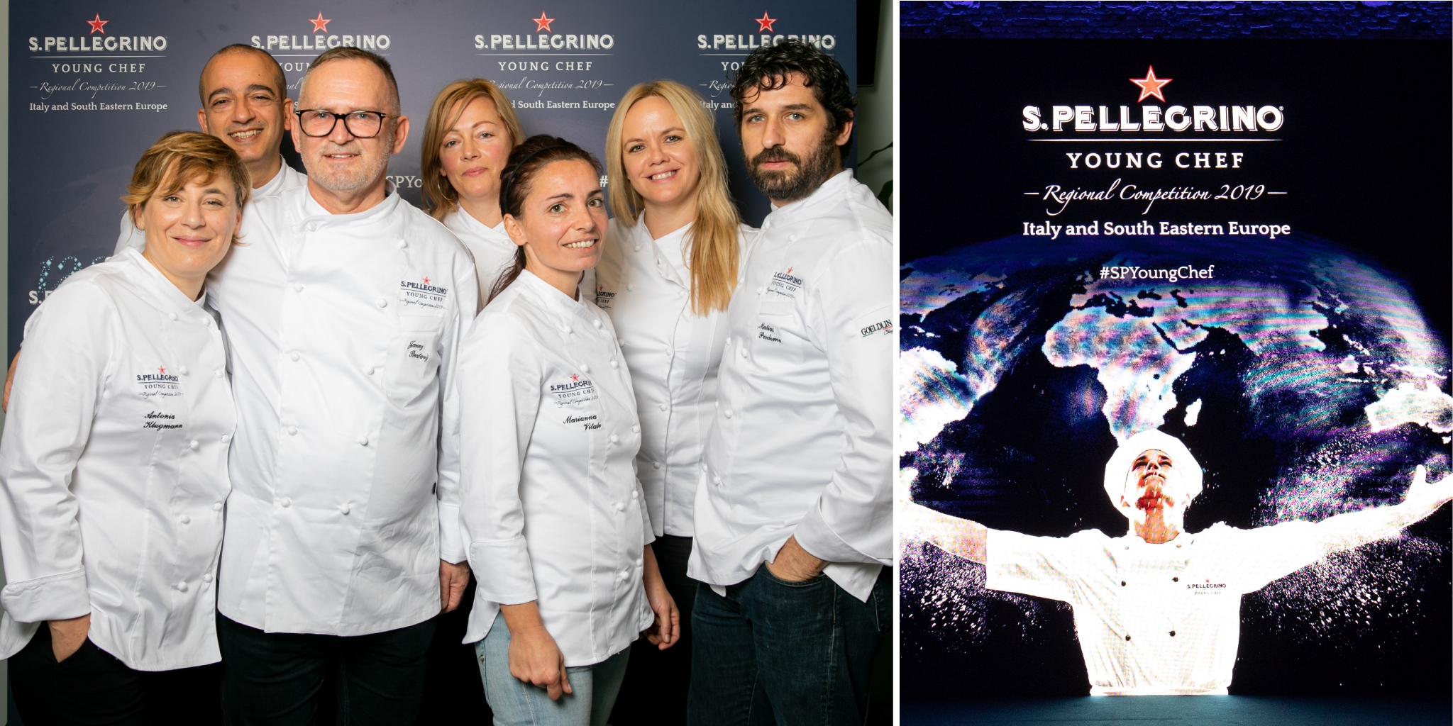 Executive Chef Ana Grgić Represents Croatia as a Jury Member at the Prestigious  S.Pellegrino Young Chef  Competition in Milan