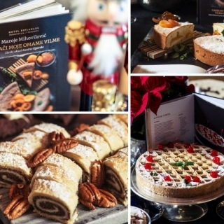 Magical Christmas Receptions with 'grannie Vilma' cookies
